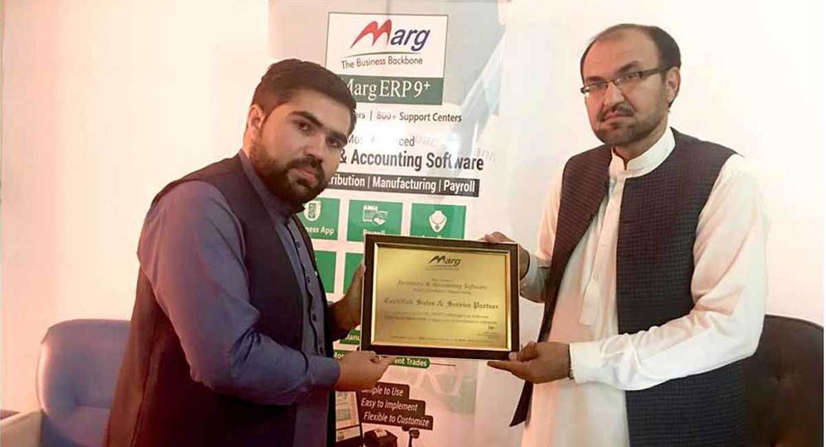 MargERP9 For MMP Certificate