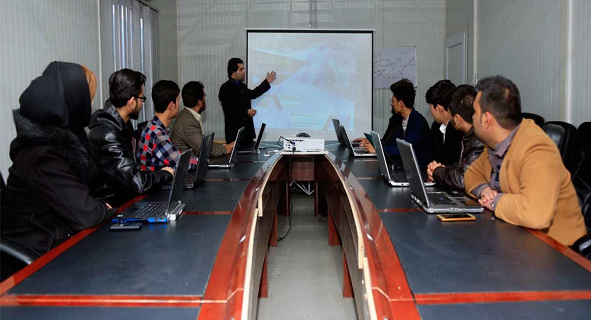 Youth Gain Information And Communication Skills To Improve Afghanistan's Future